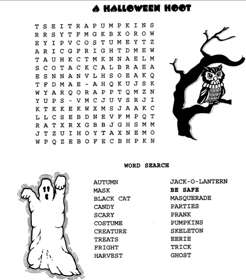 Halloween Hidden Picture Color Pages http://ecustacu.us/SitePages/services/savings/johnnyappleseed/coloringpuzzles/puzzles/halloween.htm